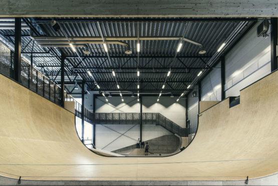 Oslo Skatehall Vert