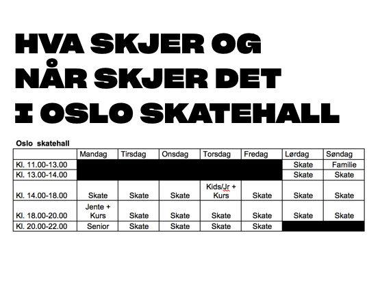 Timeplan 001